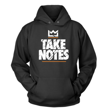 Take Notes Hoodie