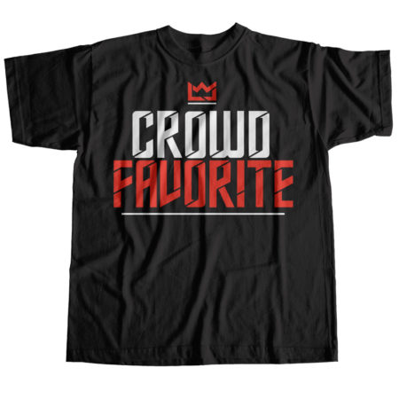 Crowd Favourite T-Shirt